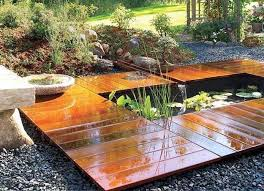 20 yard landscaping ideas to reuse and recycle bathroom tubs