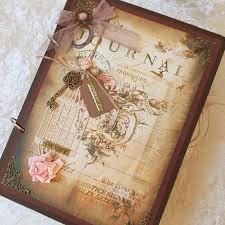 wedding journal wedding journal scrapbook guests book vintage story on luulla