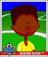 Backyard Sports Football Ernie Steele Humongous Entertainment Games Wiki Fandom Powered