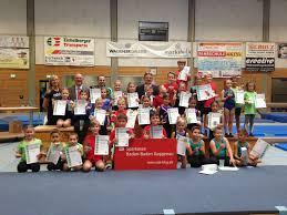 Sparkasse Baden Baden Turnverein Baden Lichtental E V U2013 Stadtmeisterschaften 2017 In
