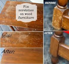 how to clean wood table with vinegar remove watermarks from wood table tops video tutorial vinegar