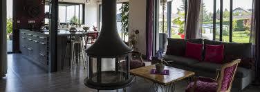 Maison En Bois Interieur Scmc Maisons Ossature Bois Savoie 73 Et Haute Savoie 74