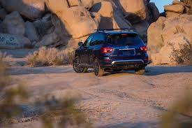 2017 nissan pathfinder platinum 4wd one week review automobile