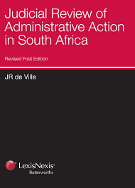 lexis law definition judicial review of administrative action in south africa