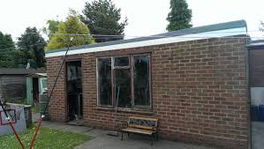 flat roofing and fascias haydock mh roofing rainford north west