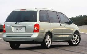 2003 mazda mpv information and photos zombiedrive
