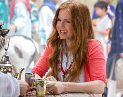 Keeping Up With The Joneses Isla Fisher Spies On Neighbors In U201ckeeping Up With The Joneses