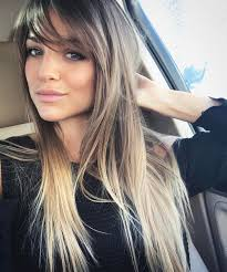 long haircut feathered up sides best 25 side fringe long hair ideas on pinterest side fringe