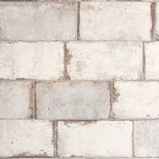 white ice crackle ceramic 3x6 subway tile at floor u0026 decor