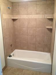 bathroom surround tile ideas shower tub surround less grout to clean tub surround bathtub