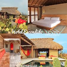 hotel escondido mexico اوتيل اسكنديدو u2013 المكسيك u2013 ama traveller