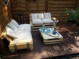 Cool Patio Tables Furniture Garden Ideas Cool Pallet Patio Furniture Together With
