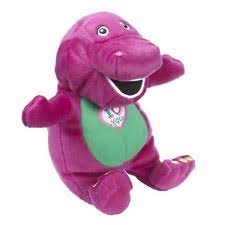 Barney Through The Years Muppets by Barney Plush Ebay