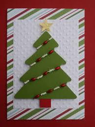 craft christmas card christmas lights decoration