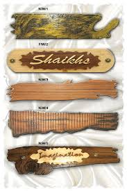 unique name plates wooden name plates indoor painting by jafar ali