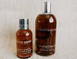 aldi shower gel molton brown dupe lovely girlie bits best i love molton brown with a passion but it s a proper treat just because of the price i ration it carefully keeping the products for special occasions