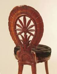 table leg covers victorian unusual brass walnut organ stool round leather covered seat with