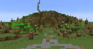 building with grian hobbit hole youtube