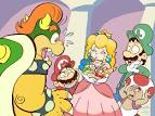 Bowser + Peach: The Revelation by kevinbolk on Newgrounds