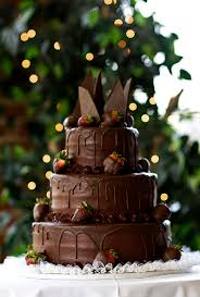chocolate wedding cakes chocolate wedding cake ideas you will fall in with world