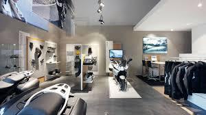 bmw showroom design vitra bmw motorrad showroom concept
