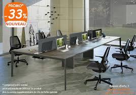 bureau partagé bureau bench design pour open space coworking pour 6 personnes