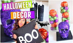 easy u0026 fun diy halloween decor affordable room decorations 2015