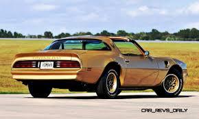 2014 Pontiac Trans Am Pontiac Firebird Trans Am Y88 Se Gold Edition