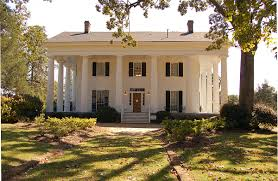 southern plantation style house plans antebellum architecture