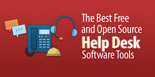 free help desk solutions the 8 best free and open source help desk software tools capterra blog