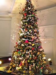 Decoration Of Christmas Tree History by The American Museum Of Natural History U2013 Wanderlust In The City