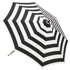 Striped Patio Umbrella Amazing Of Design For Striped Patio Umbrella Ideas Black And White