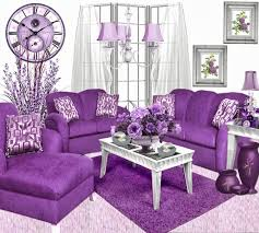 Purple Bedroom Decor by Well Suited Purple Living Room Set Brilliant Decoration Living