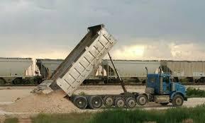 debris u0026 construction hauling services bomhak trucking oklahoma