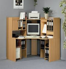 Computer Desk Shelf by Furniture Appealing Tall Narrow Corner Computer Desk With Black
