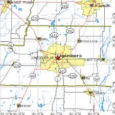 map of jonesboro ar jonesboro arkansas ar population data races housing economy