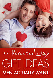 valentines ideas for men 15 s day gift ideas men actually want