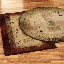 Round Indoor Outdoor Rug Flooring Charming Rugs At Lowes With Attractive New Pattern For