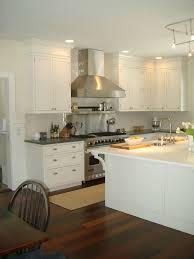Raw Wood Kitchen Cabinets Kitchen Exquisite Small Kitchen Decoration Using White Subway