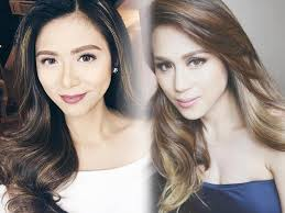 tony gonzaga hair styles in photos arianne bautista is the celebrity look alike of toni