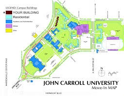 Ohio University Campus Map by Move In Maps U2013 Office Of Residence Life