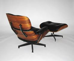 Recliner With Ottoman Charles And Ray Eames For Herman Miller Recliner With Ottoman C 1950
