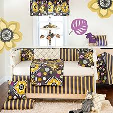 Sweet Potato Crib Bedding 4 Baby Crib Bedding Set With Bumper By