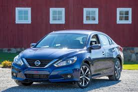 nissan altima 2016 gas type 2016 nissan altima sr review