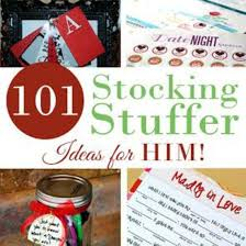 Stocking Stuffers Ideas Stocking Stuffers For Men 101 Ideas The Dating Divas
