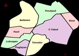 map of tabuk tabuk city kalinga philippines universal stewardship