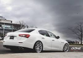 stanced maserati ghibli images tagged with donzwheelz on instagram
