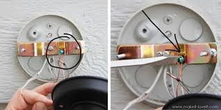 grounding a light fixture home improvement replacing outdoor light fixtures don t be scared