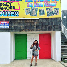 Jersey Shore Map The Jersey Shore House Galuxsee