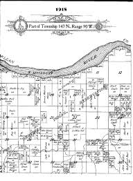Montana Land Ownership Maps by Section 4 Creating Fort Berthold Reservation North Dakota Studies